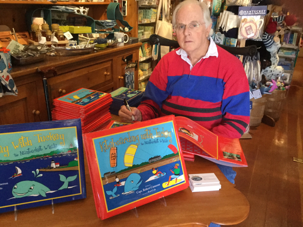 Whaling Museum Gift Shop Book Signing
