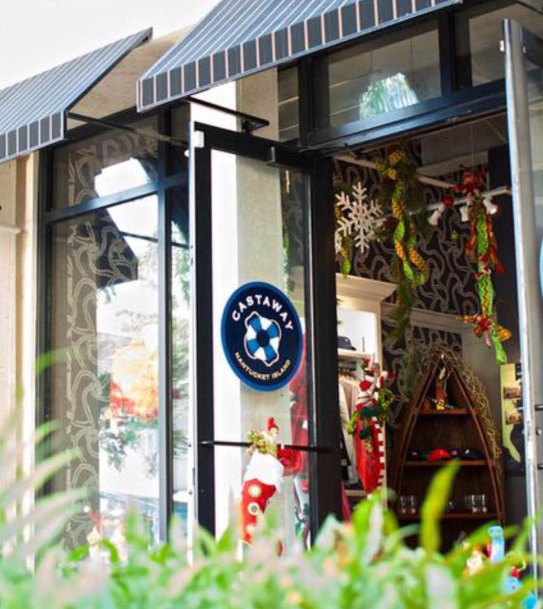 Castaway Nantucket Island Clothing Store